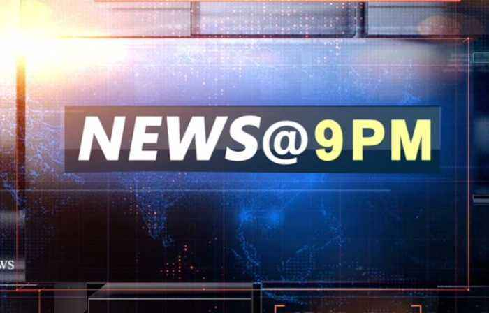 News@ 9 pm , August 22nd