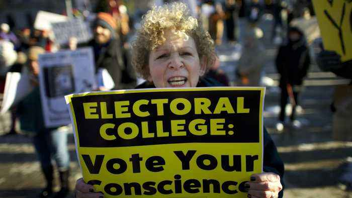 Court Rules Electoral College Members Can Deviate From Popular Vote
