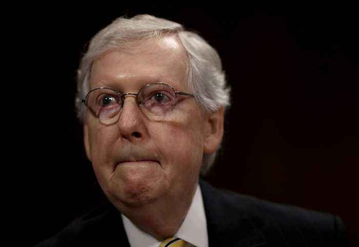 Mitch McConnell Defends The Senate Filibuster In Op-Ed