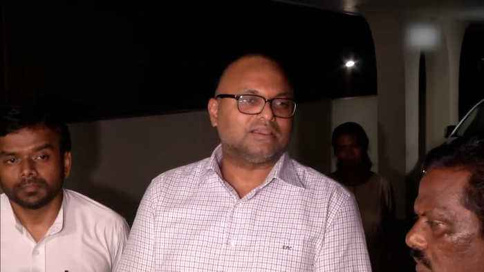 'Politically motivated witch-hunt': Karti Chidambaram on father's arrest