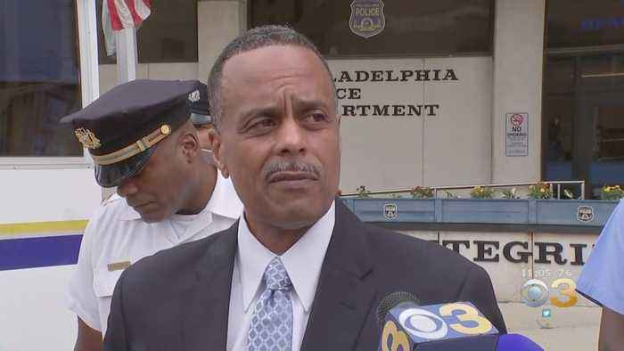 Richard Ross Talks Candidly About Why He Resigned As Philadelphia Police Commissioner