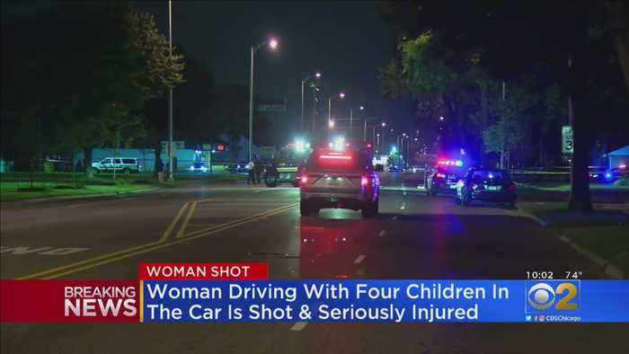 Mother Critically Injured In Dolton Shooting