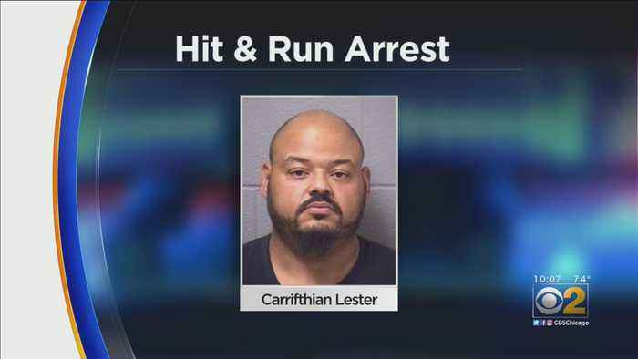 Man Arrested In January 2018 Hit-And-Run