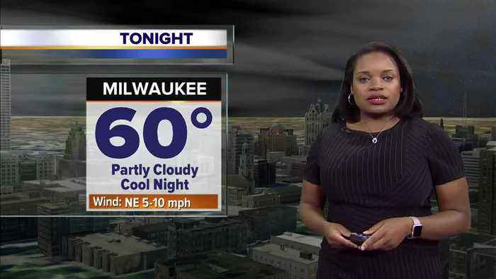 Elissia Wilson's midday Storm Team 4cast for 8/22