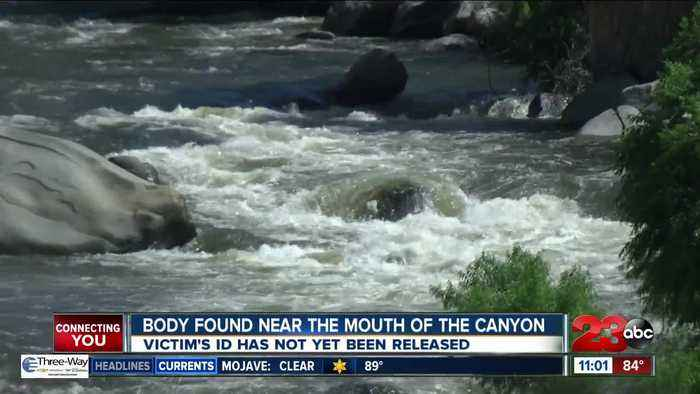 Kern County Sheriff's Office investigating body found in Kern River