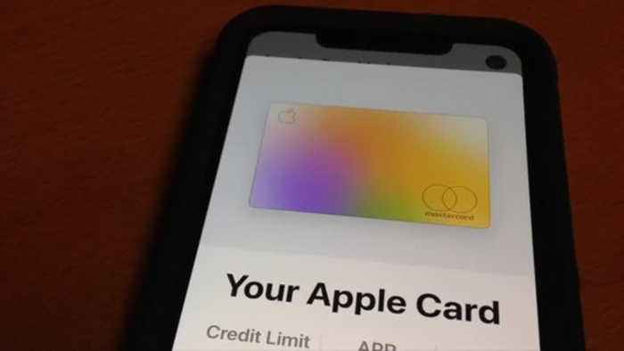 What the Tech? Apple credit card