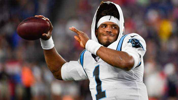 Cam Newton's Injury Scare Raises Questions If His Best Days Are Behind Him