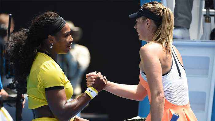 Todd Martin: Maria Sharapova Should Catch Serena WIlliams' Attention