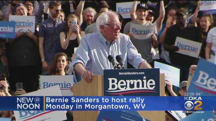 Bernie Sanders Set To Make Campaign Stop In West Virginia
