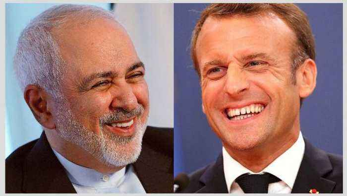 Iran's Zarif: Nuclear talks with Macron were 'productive'