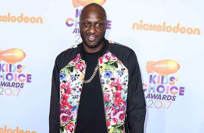 Lamar Odom: DWTS is a 'blessing'