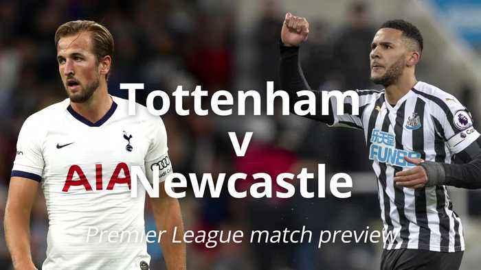 Tottenham v Newcastle: Premier League match preview