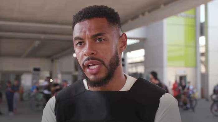 Andre Gray: Kids affected by knife crime are 'trapped' by their environments
