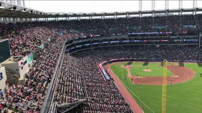 Cleveland Indians hope weekend crowds bring up lagging 2019 attendance numbers