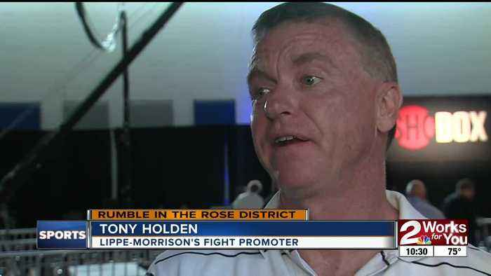 Trey Lippe-Morrison unable to fight at Rumble in the Rose District after 5 potential opponents bow out