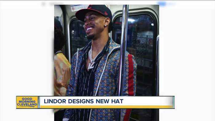 Francisco Lindor holds meet and greet to celebrate New Era hat collaboration