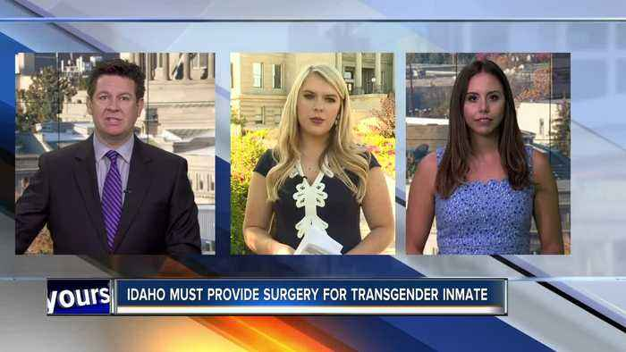 BREAKING: Idaho must provide gender confirmation surgery to inmate Adree Edmo