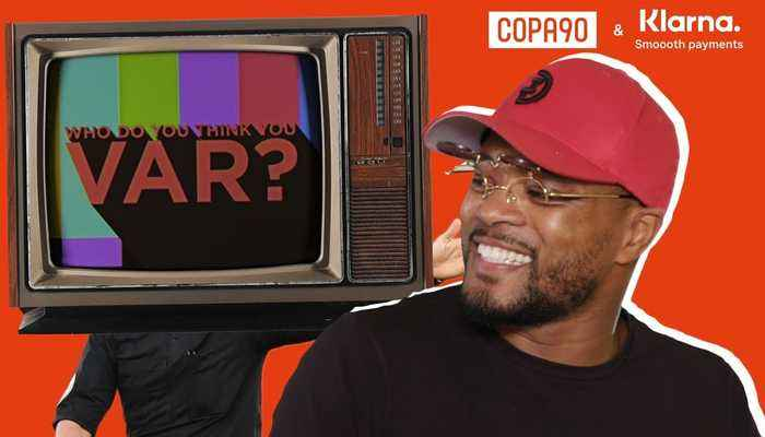 Can Fergie Dance?! | Who Do You Think You VAR? With Patrice Evra