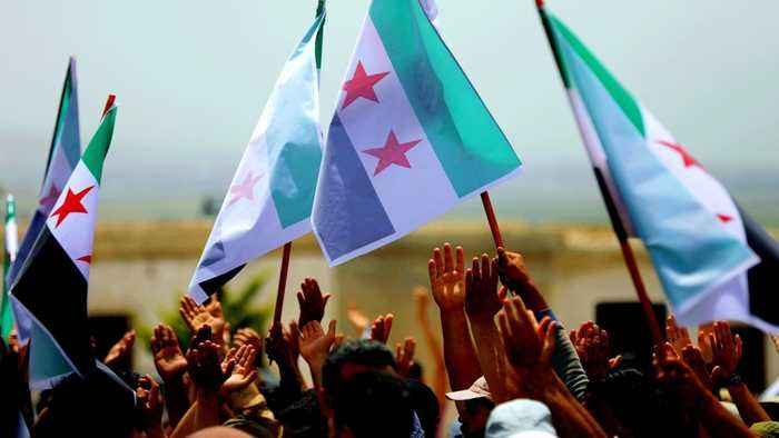 Syria's War: Government forces seize rebel territory in Hama