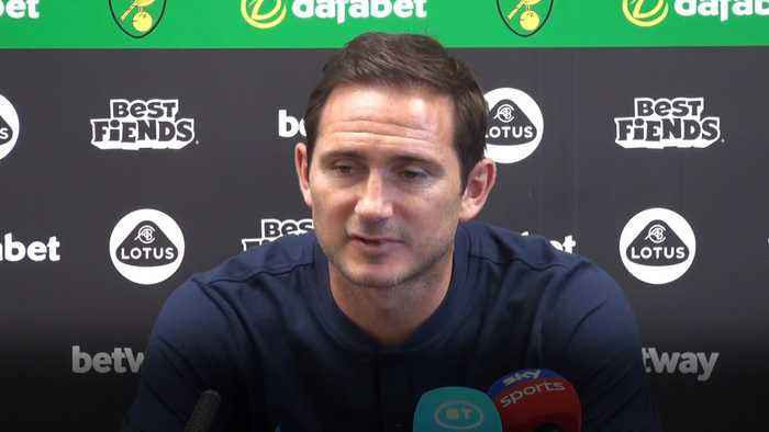 Frank Lampard: I'm celebrating with wine and a baby monitor