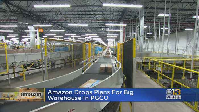 Amazon Drops Plans For Big Warehouse In Prince George's County