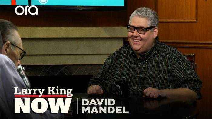 'She's something special': 'Veep' showrunner David Mandel on Julia Louis-Dreyfus