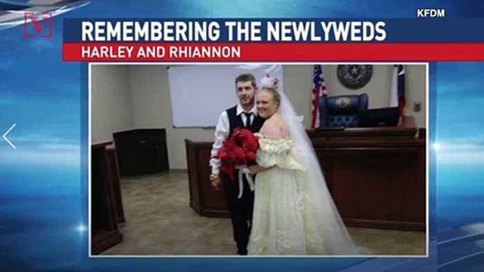 Texas Newlyweds Die In Car Crash Just Moments After Their Wedding