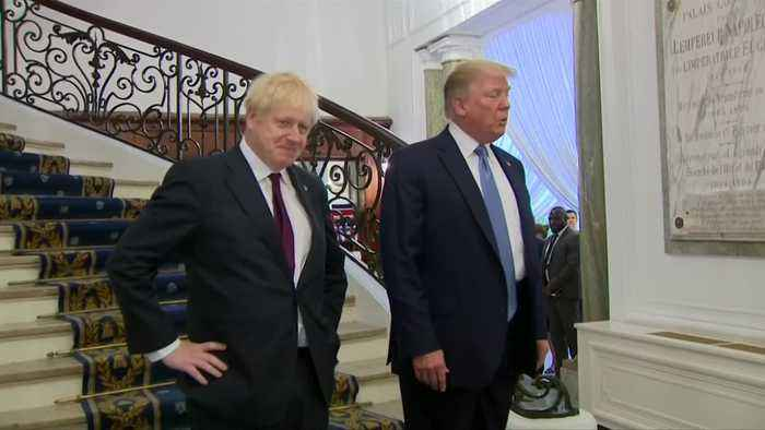 Trump to Brexit Britain: we'll have a very big trade deal