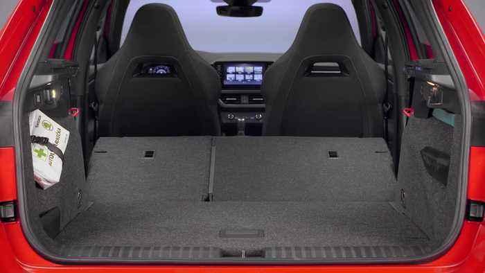 The new Skoda Kamiq city SUV Extras
