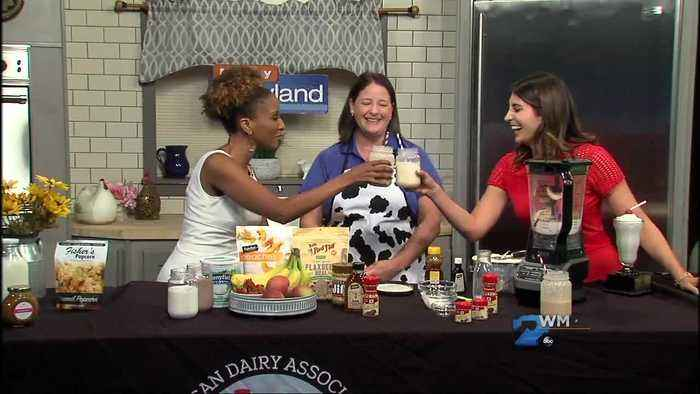 Milkshake Contest - American Dairy Association North East