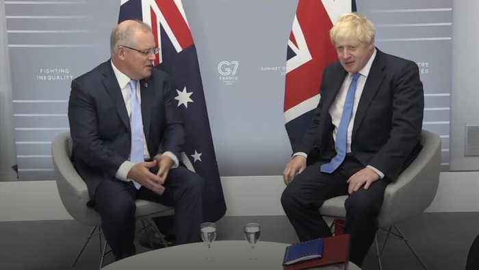 Australian PM congratulates England on third Ashes Test win