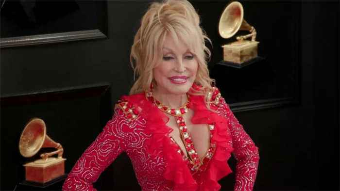 Dolly Parton to be celebrated with BBC film