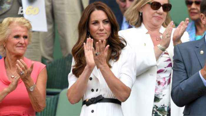 You Can Buy The Dress Kate Middleton Wore to Wimbledon