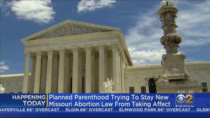 Planned Parenthood, ACLU Seek To Block Missouri Abortion Law