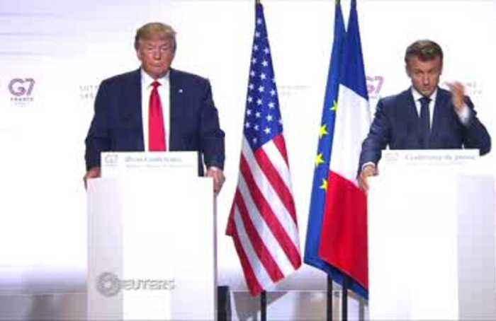 Trump: China wants to make a trade deal 'very badly'