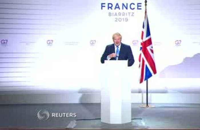 Boris Johnson offers 'opportunity' to Iran