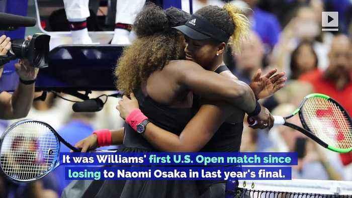 Serena Williams Defeats Maria Sharapova for 19th Straight Time