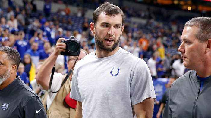 With Andrew Luck Retiring From the NFL, SI Now Re-Drafts the 2012 Top Ten