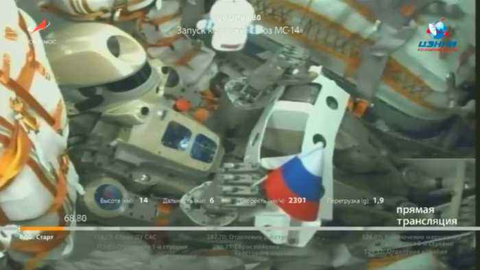 Russian robot rides to the space station: TASS