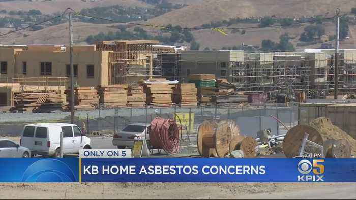 Asbestos Levels In Air Put South Bay Construction Project On Hold