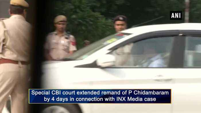 INX media case is made for media show it'll continue Karti Chidambaran