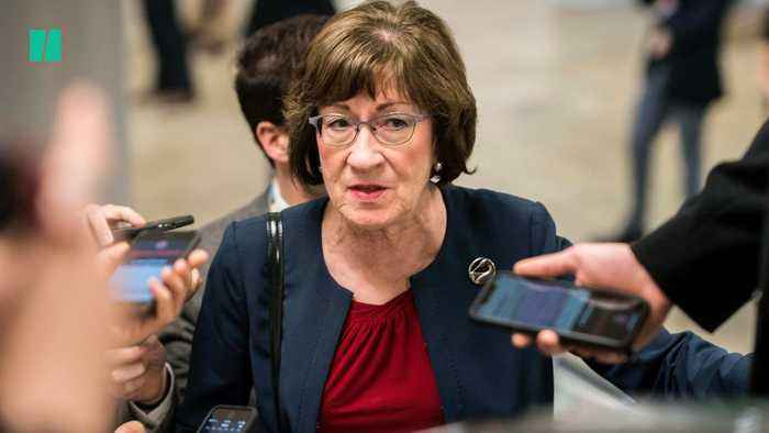 Susan Collins' Reelection Fight