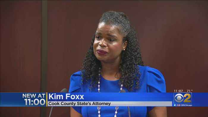 Cook County State's Attorney Kim Foxx Says She Will Cooperate With Special Prosecutor In Jussie Smollett Case