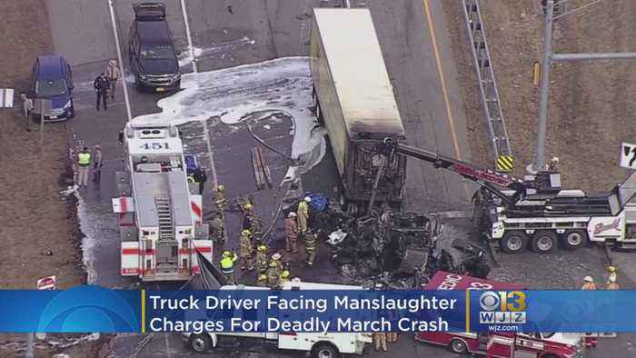 Truck Driver Facing Manslaughter Charges In March Crash That Killed Andrew Klein, Tripp Johnson