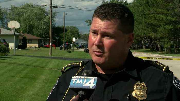 Fatal Greenfield stabbing was random act, police chief says