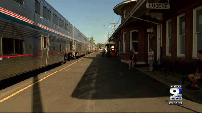 Trump administration looks to cut Eugene's only rail service to the south