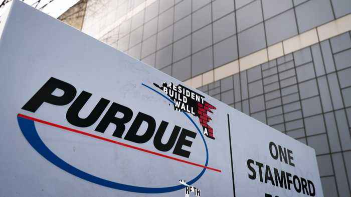 Report: Purdue Pharma Offers Up To $12B To Settle Opioid Lawsuits