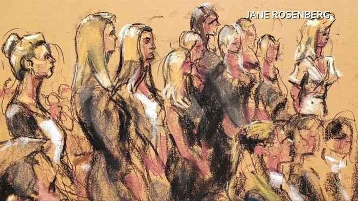 'It was so powerful' Epstein accusers testify