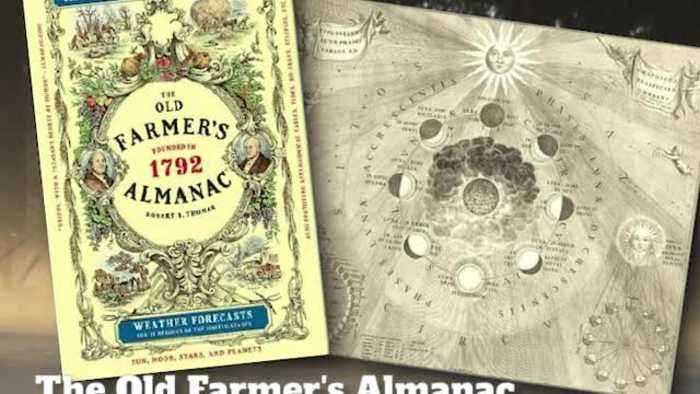 "Farmers' Almanac is Predicting a ""Polar Coaster Winter"" in 2020"