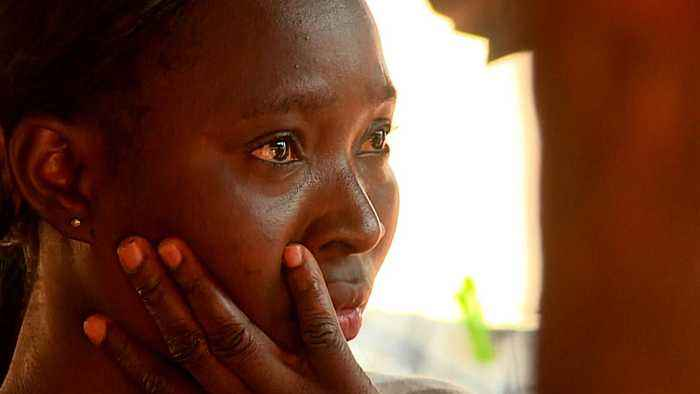 Nigeria government 'detaining' trafficking survivors: Report